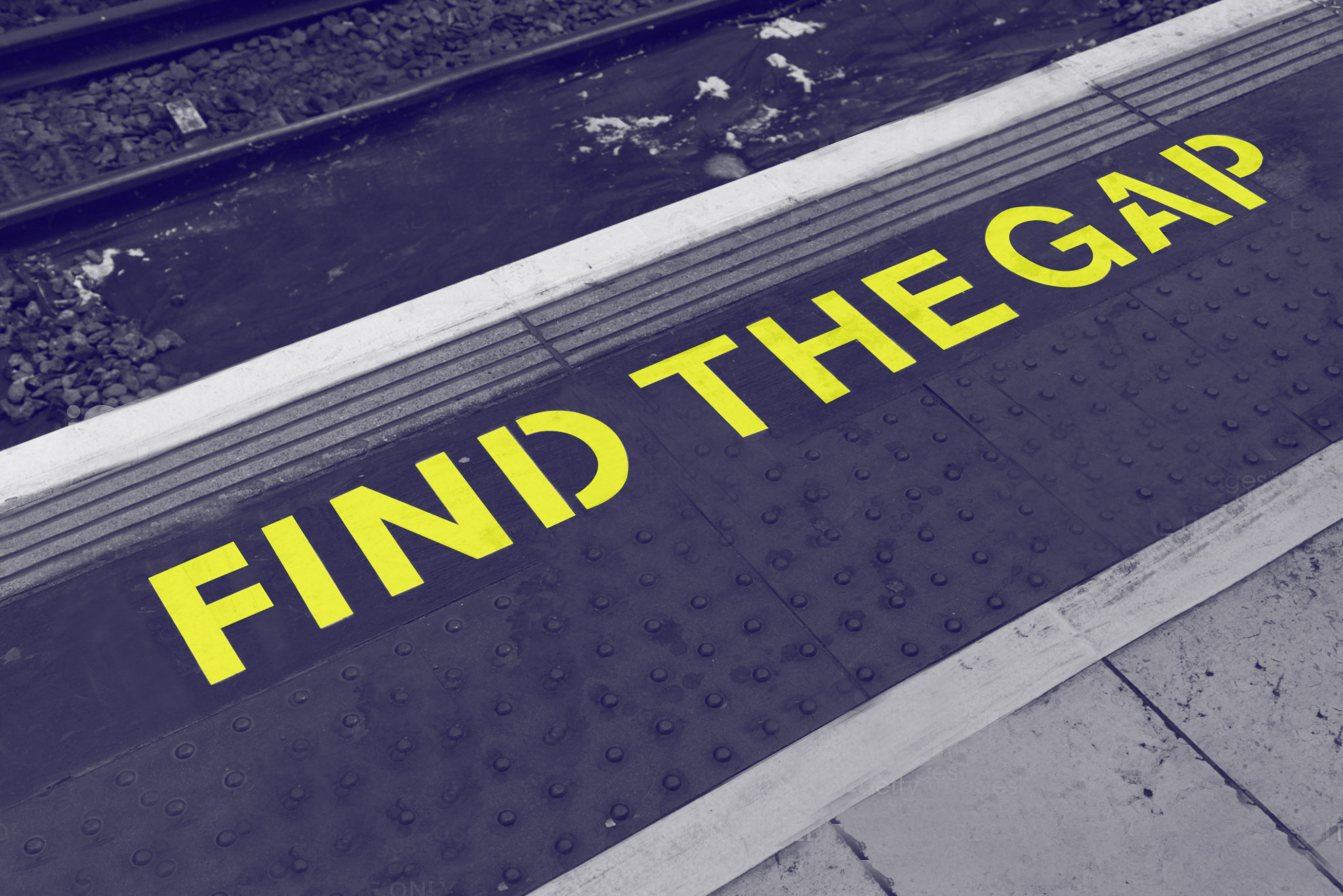 Find The Gap - How to find the gaps in your marketplace